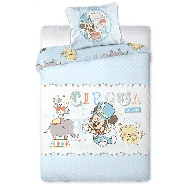Mickey Mouse Junior Sengetoj Mickey Og Minnie Mouse Pinterest