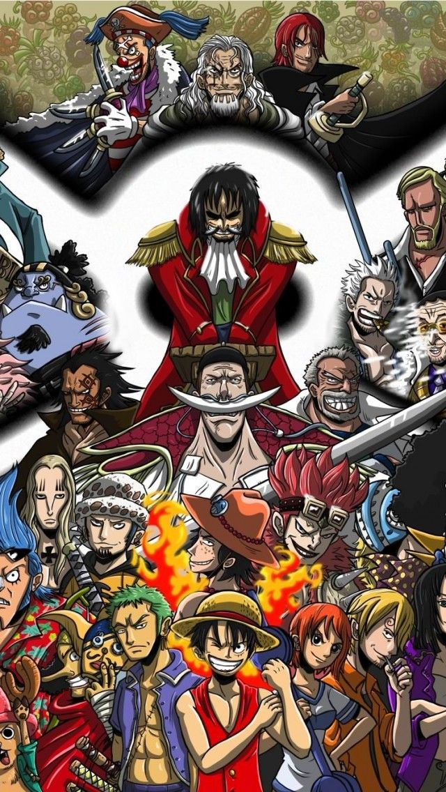 Pin By Clemence On One Piece One Piece One Piece Wallpaper Iphone