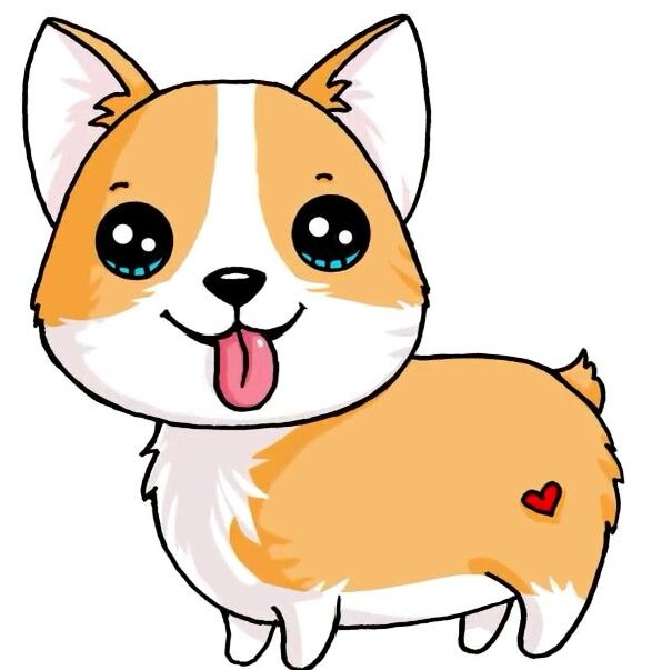 Perro Lindo Dibujos Kawaii De Animales Dibujos Kawaii 365