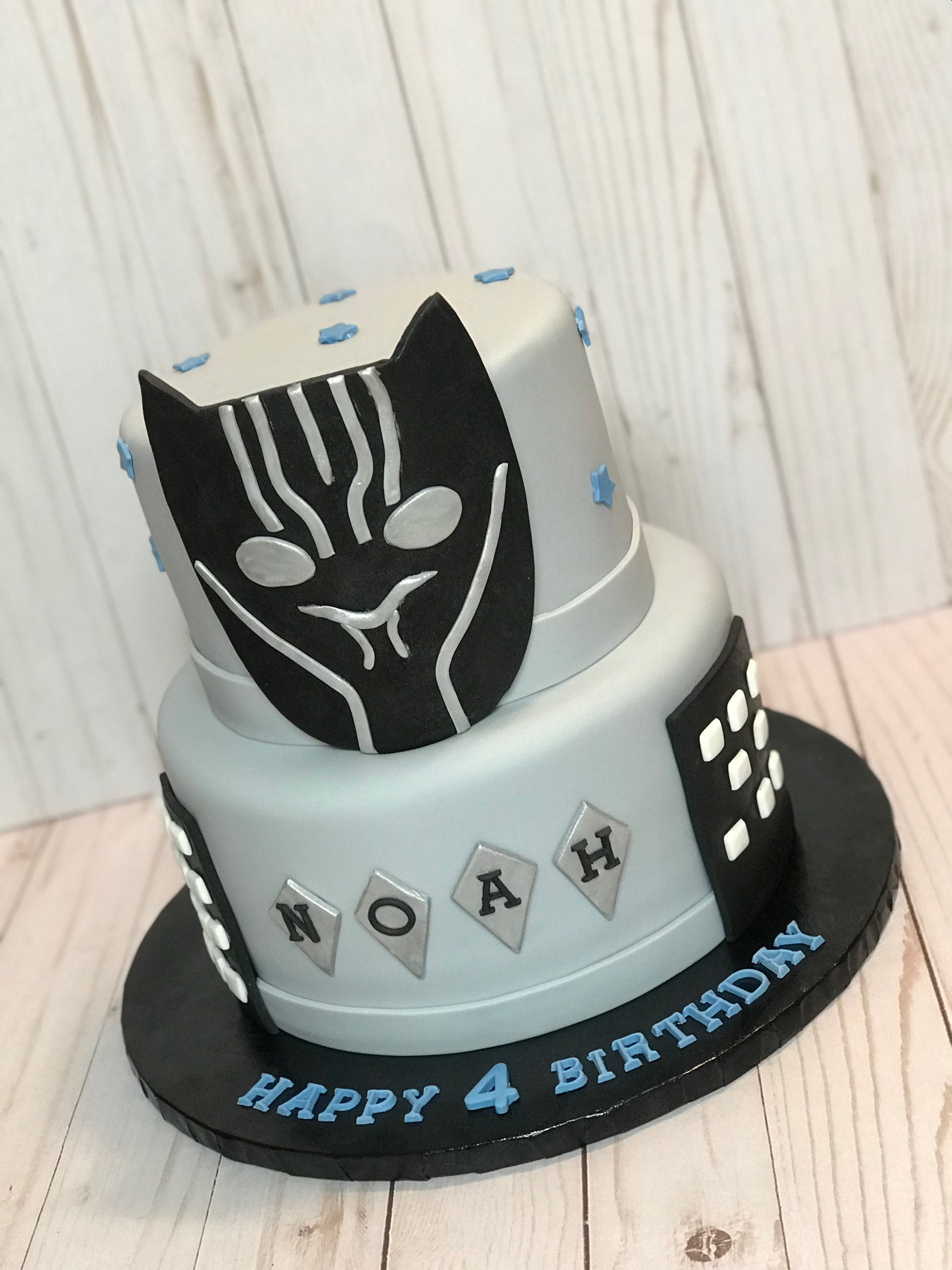 44++ Black panther cake decoration ideas in 2021