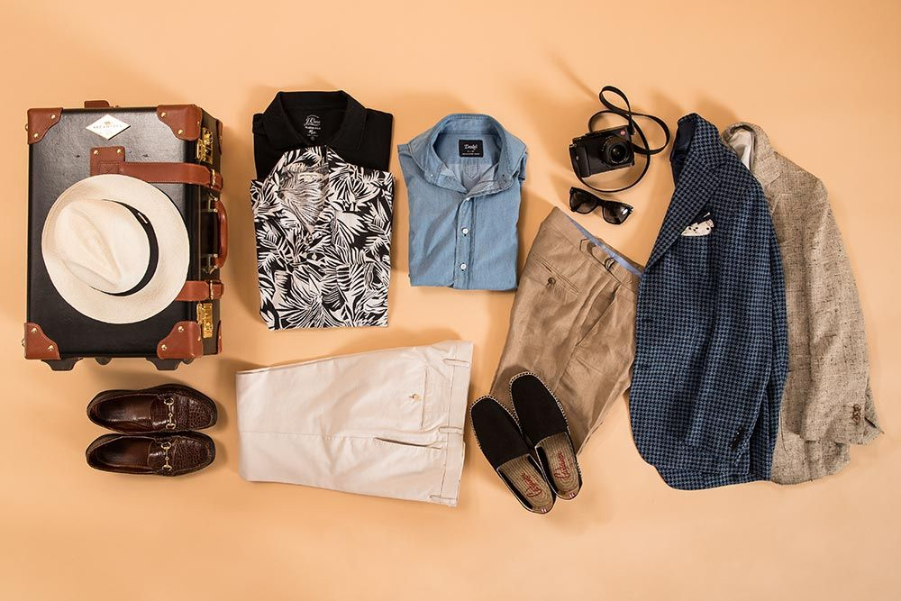 What to pack to look your best on vacation We're continuing our Capsule Wardrobe series