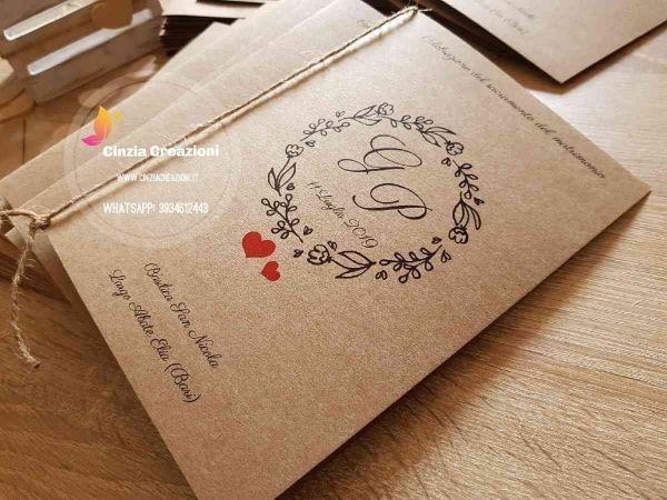 Libretto Messa Shabby Libretto Matrimonio Biglietti Di Nozze 25 Anniversario Di Matrimonio