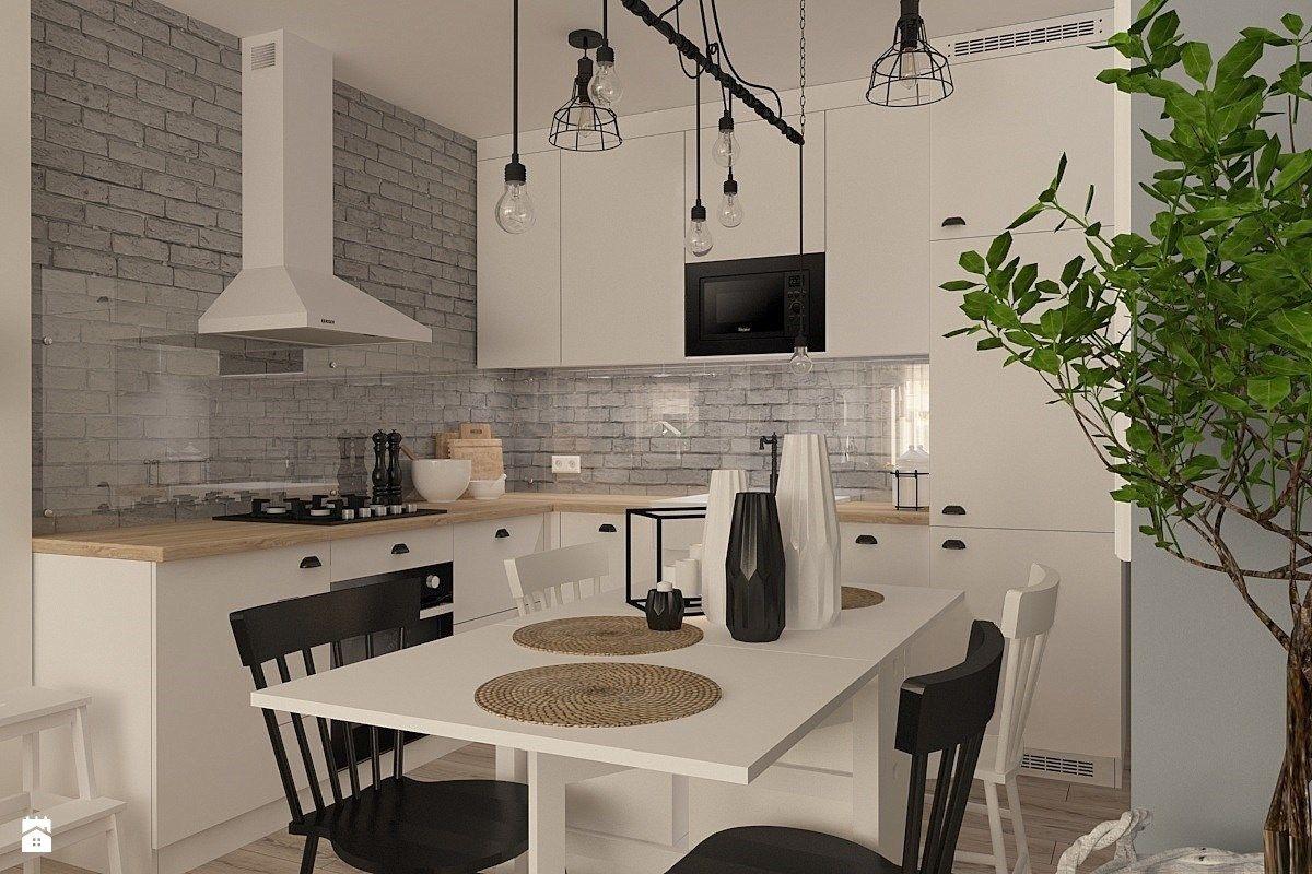 Wystroj Wnetrz Kuchnia Styl Skandynawski Projekty I Aranzacje Najlepszych Designerow Prawdziwe Inspiracje Dla Kitchen Design Kitchen Projects Home Decor