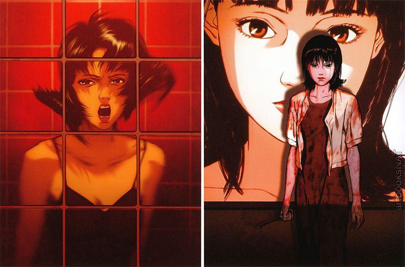 Perfect Blue パーフェクトブルー Rare Promotional Art Work Aesthetic Anime Satoshi Kon Art