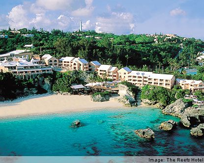 The Reefs Hotel Bermuda Best Ever