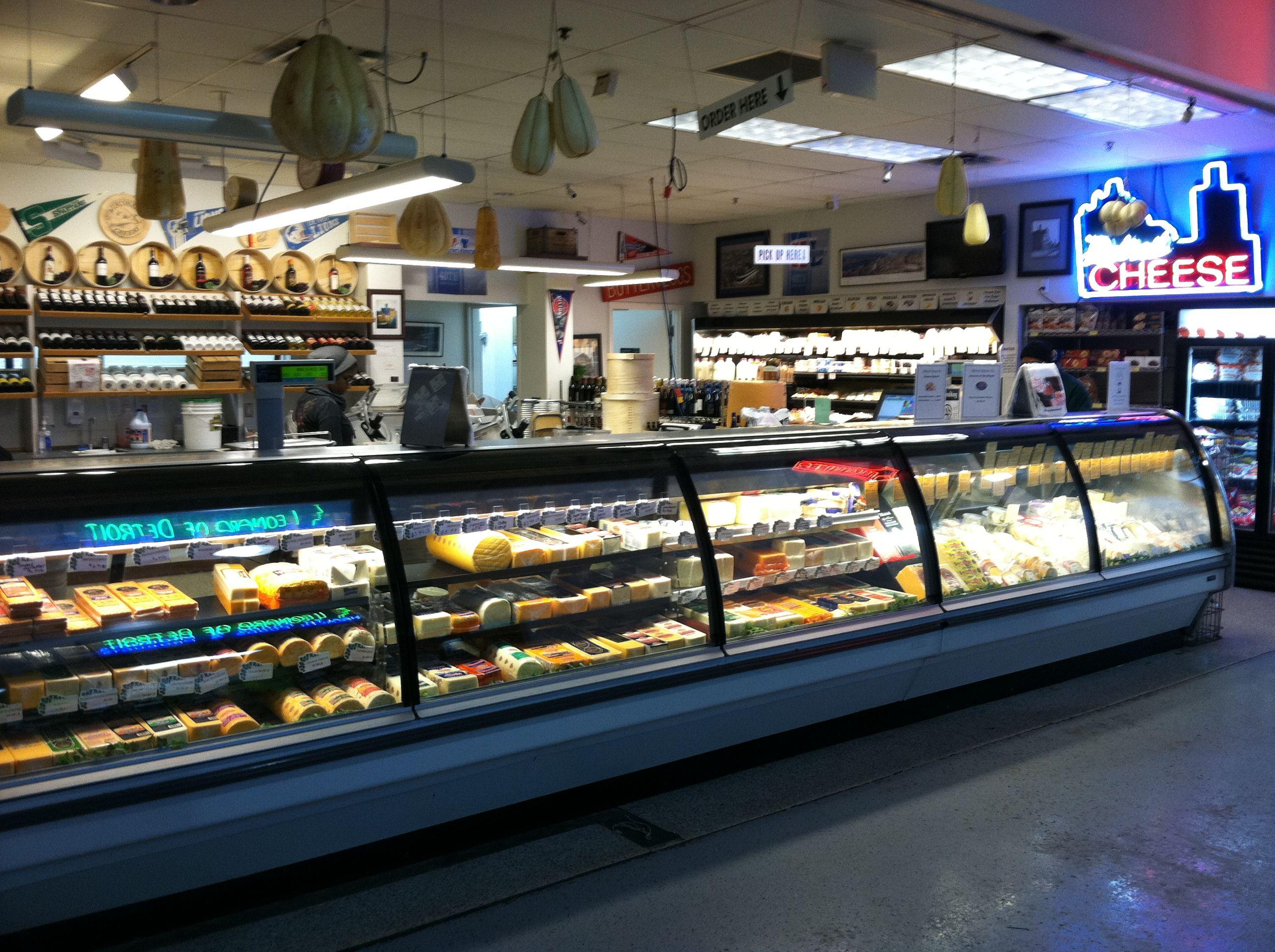 Detroit Cheese Company | Eastern Market