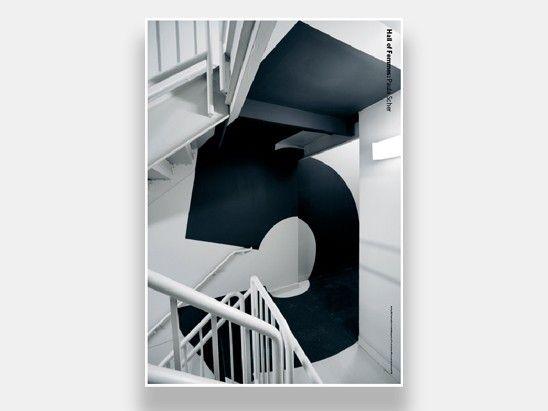 Paula Scher, poster
