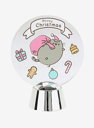 Pusheen Meowy Christmas Light-Up Holidazzler, Home Environment