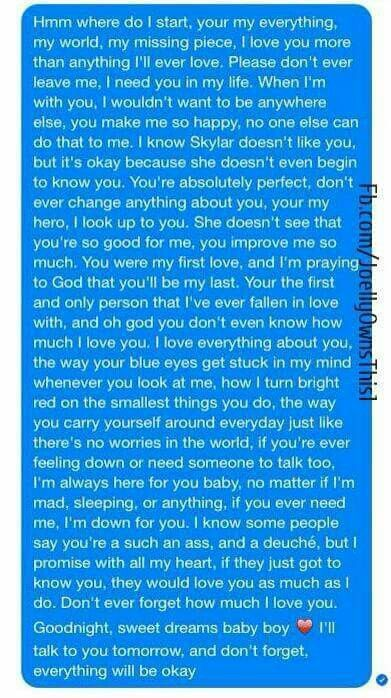 Soulmate Quotes :If only i had a man to text me stuff like this…O God…Please send me someone …