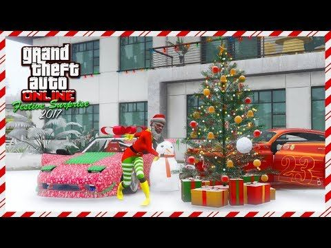 Gta 5 christmas giveaways