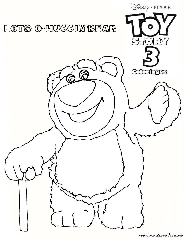 Coloriage Toy Story à colorier - Dessin à imprimer | activités ...