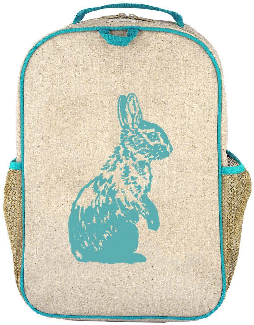 Aqua Bunny Grade School Backpack  260853afb0eb8