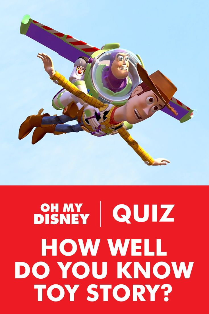 Everyone loves Toy Story, the Disney classic that left us all looking  sideways at our
