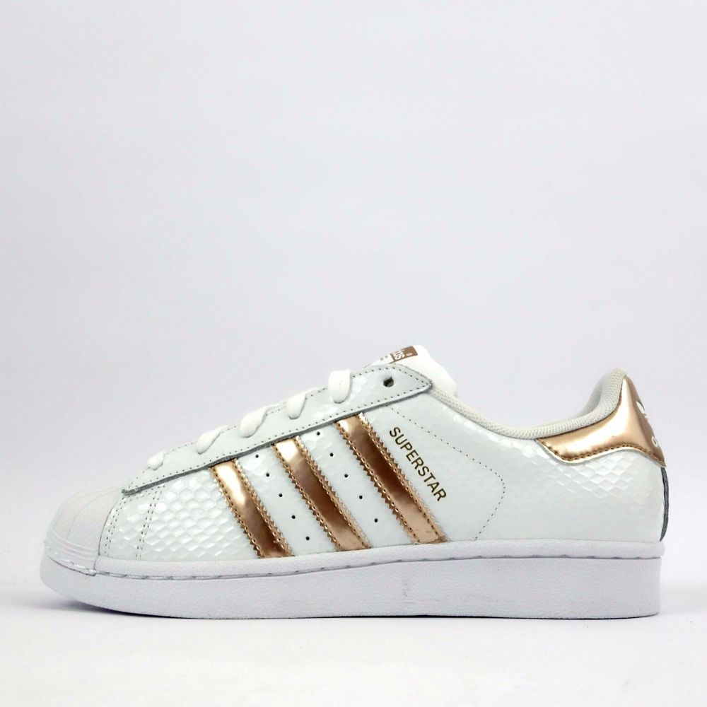Adidas Superstar Damen Shoes Sneaker Shoes with Laces