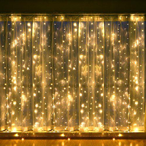Leapair Curtain Lights X