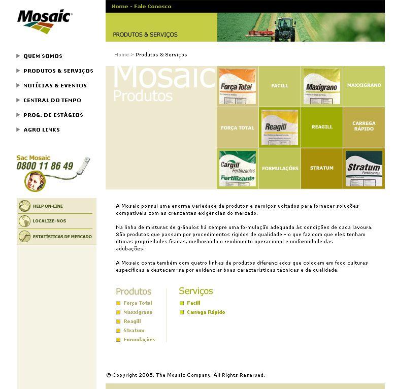 Site Mosaic by Flex Up #site #intranet #portal #flex #flexup #cms