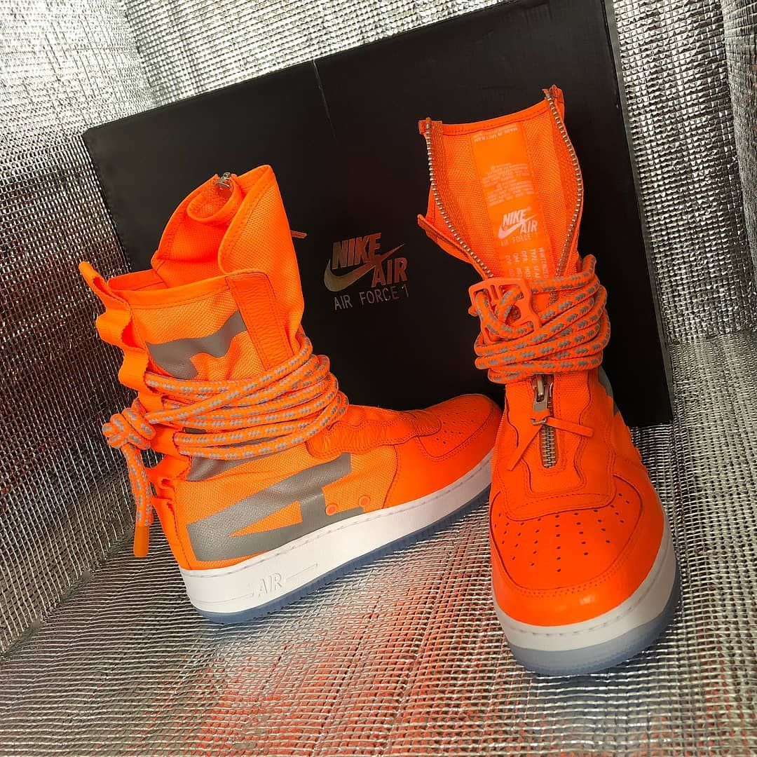 Nike Special Field AF1 Is Now Available For Discount
