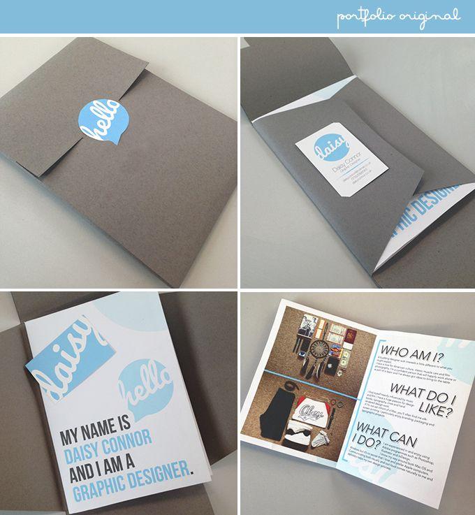 portfolio original u2026 Pinteresu2026 - resume portfolio folder