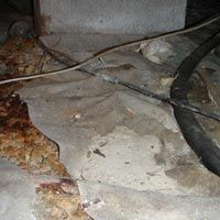 Why Ineffective Vapor Barriers Are Costly Crawl Space Repair Crawl Space Vapor Barrier Home Improvement