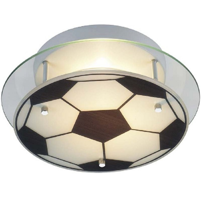 Soccer Ceiling Light Soccer Light Ceiling Lights Soccer Room Children Room Boy
