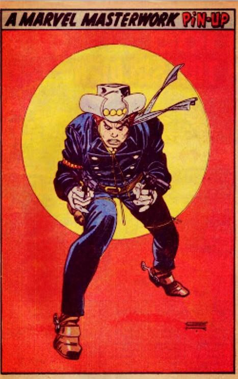The Rawhide Kid by Gil Kane.