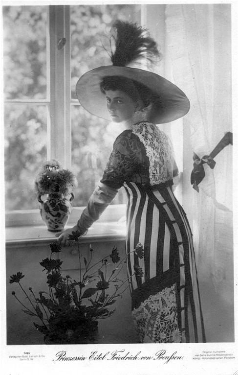 Her Royal Highness Princess Eitel Friedrich of Prussia (1879-1964) née Her Highness Duchess Sophia Charlotte of Oldenburg