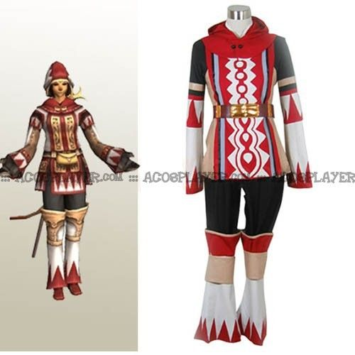 final fantasy xi 11 white mage halloween costume