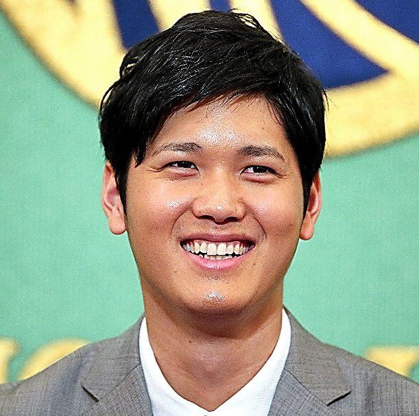 日本ハムの大谷翔平選手(23)