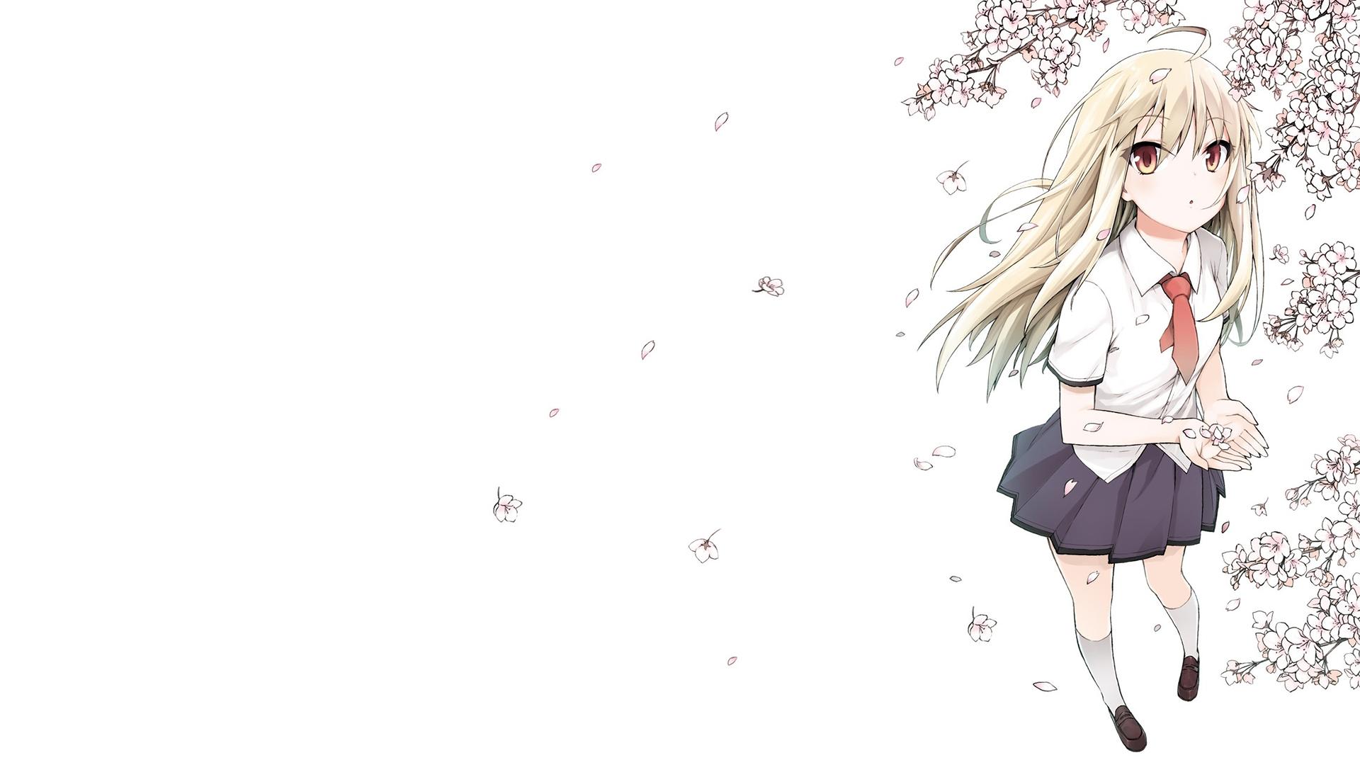 Anime Sakurasou No Pet Na Kanojo Mashiro Shiina Wallpaper