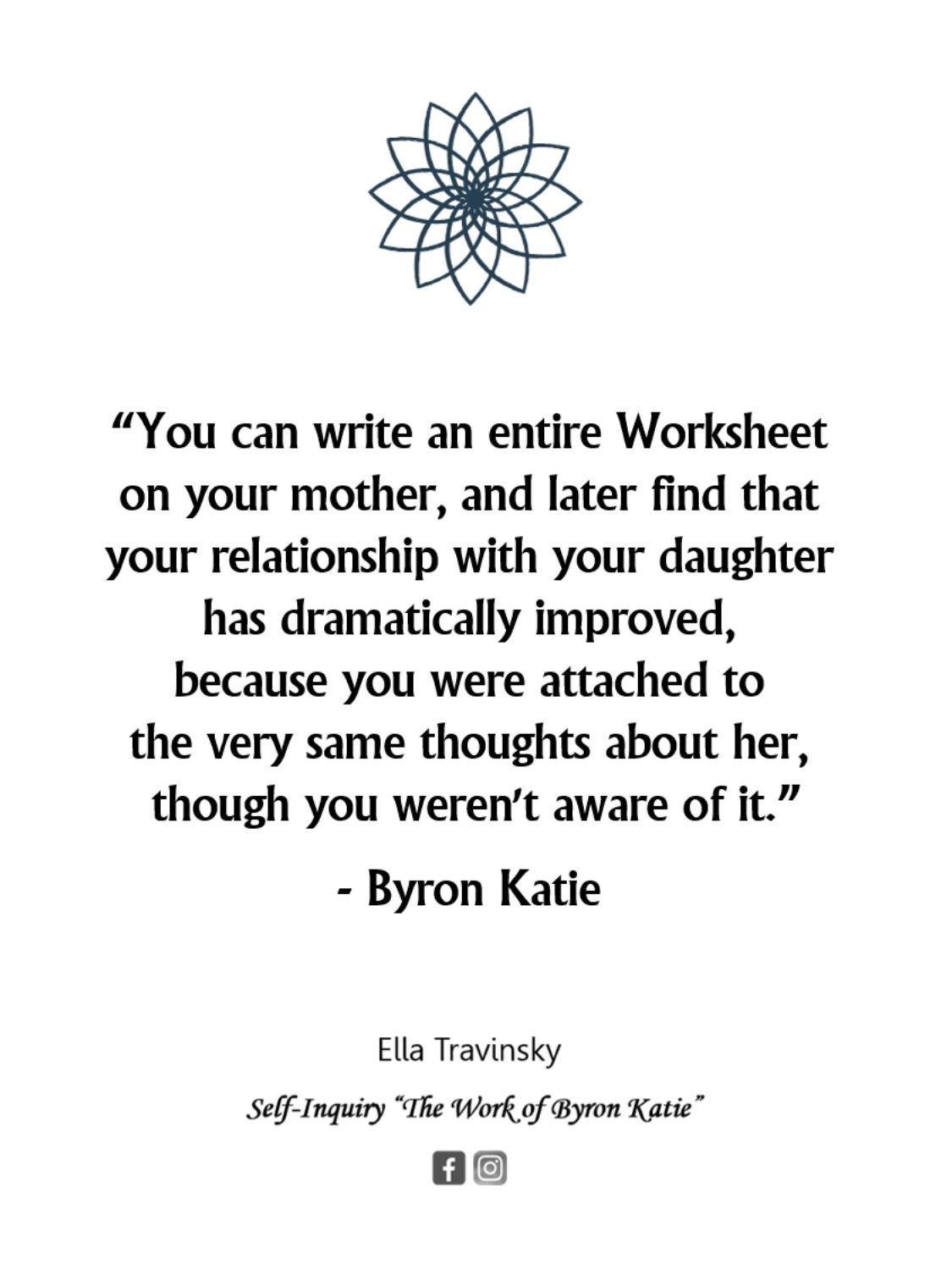 You Can Write An Entire Worksheet On Your Mother And Later