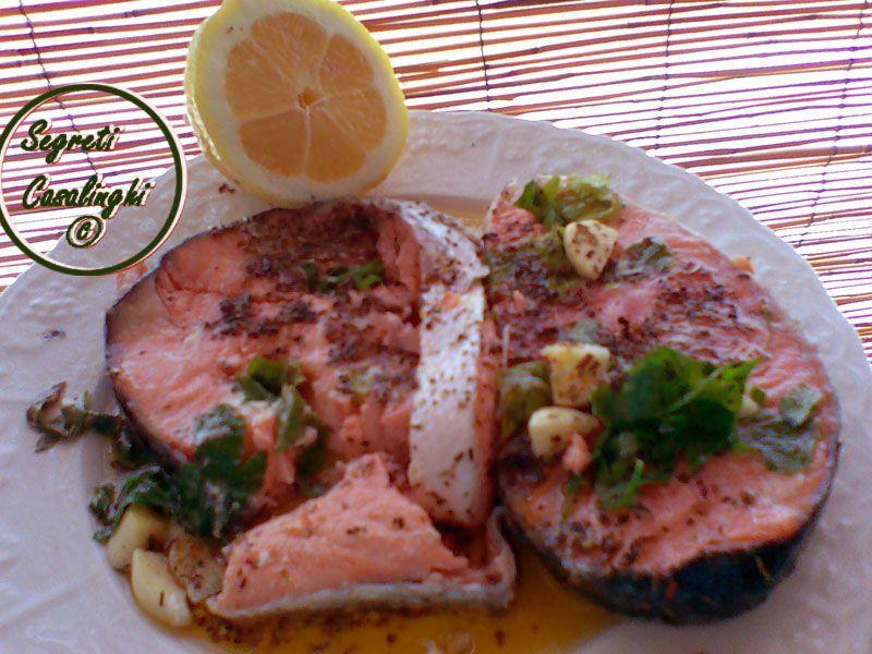 Ricette veloci pesce al forno