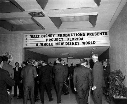 Historic photos: How Disney World came to be in Florida | Home - Theme Parks