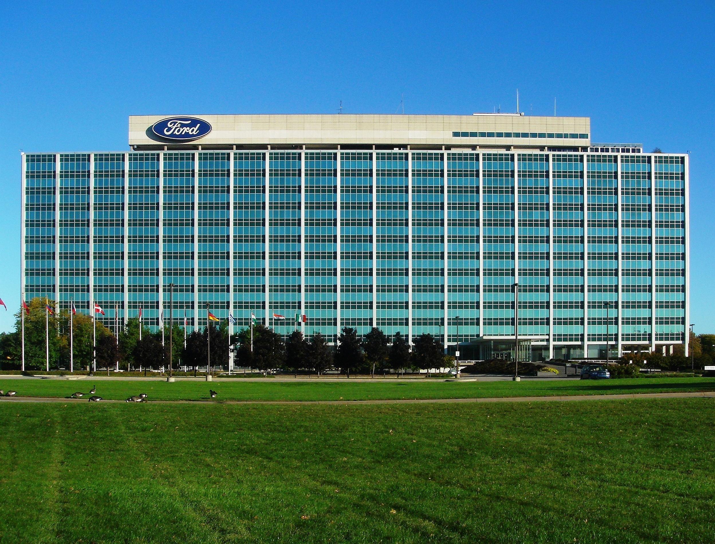 Ford Motor Company World Headquarters Dearborn Mi Dearborn Michigan Mexico Places To Visit Ford Motor Company