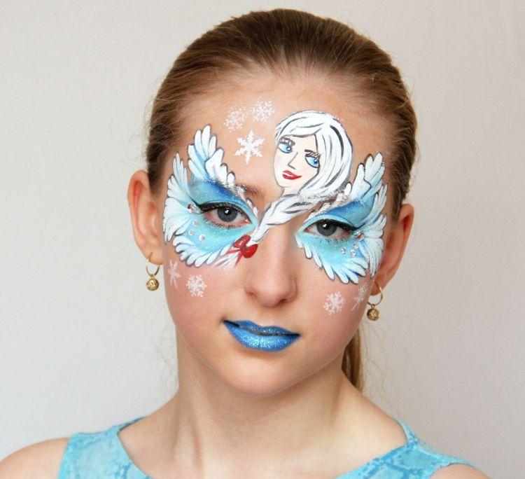 Elsa Schminken Tolle Ideen Und Einfache Anleitung Zum