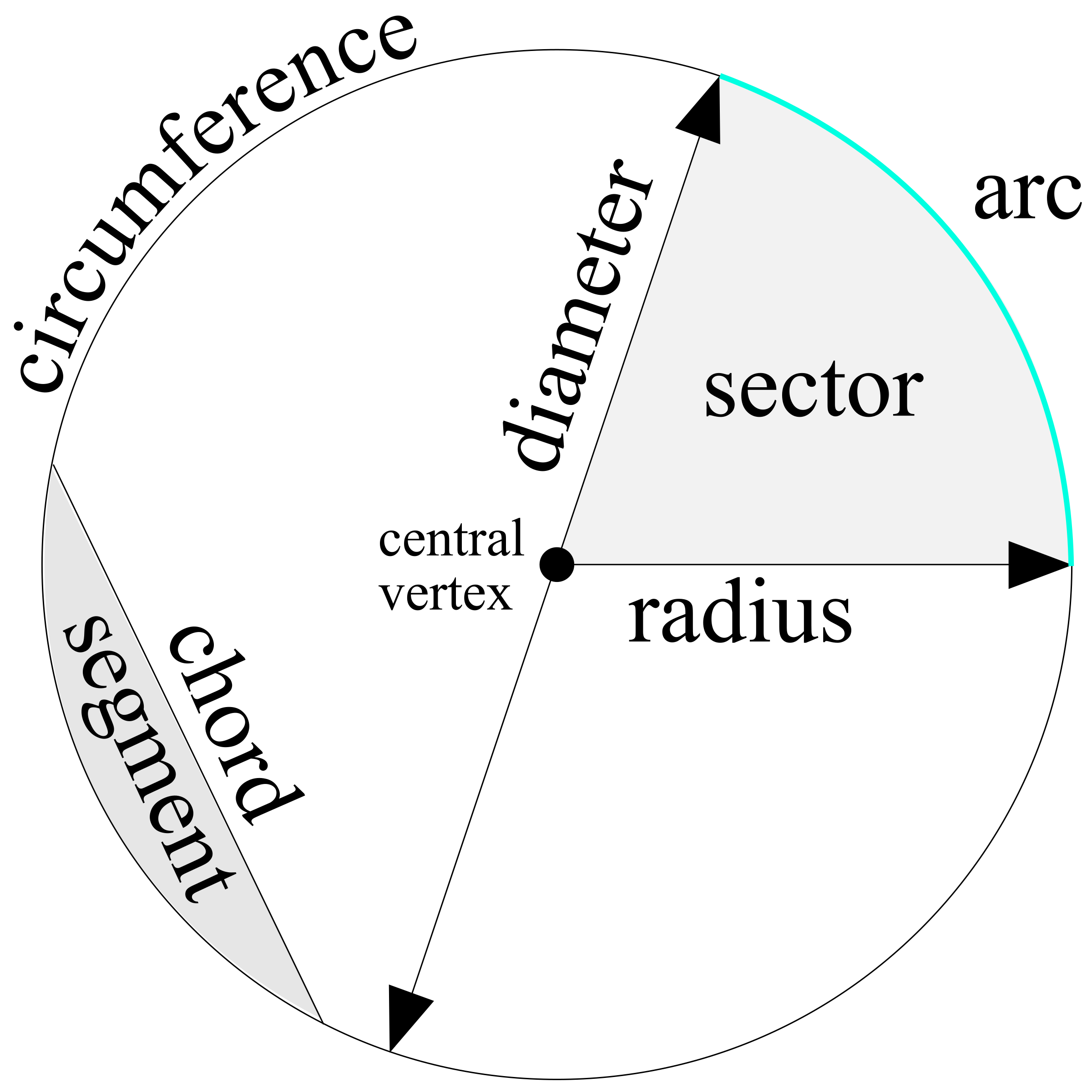 Parts Of The Circle By Xsapien Parts Of The Circle Wiring Diagram