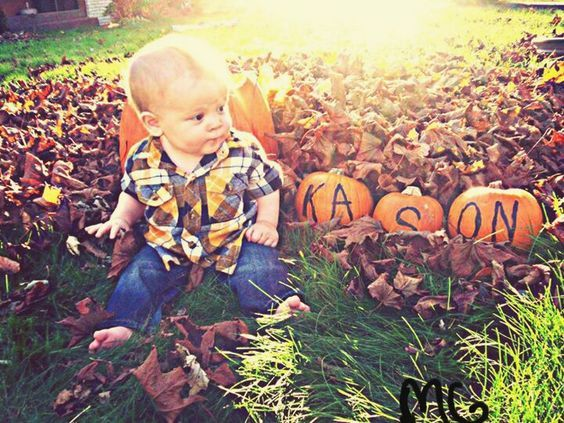 What Does Your Autumn Baby's Zodiac Sign Say About Her? | Fall baby pictures, Fall baby photos ...