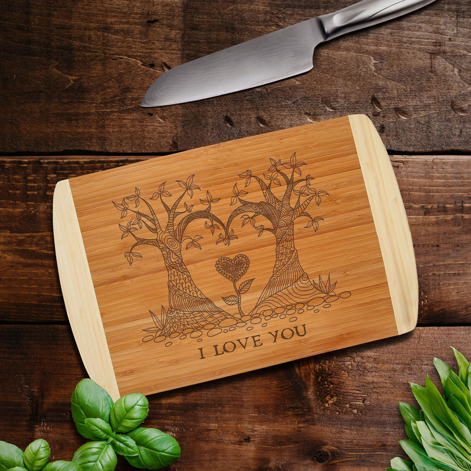 Funny Personalised Oak Wooden Sign I Love You More Than Football