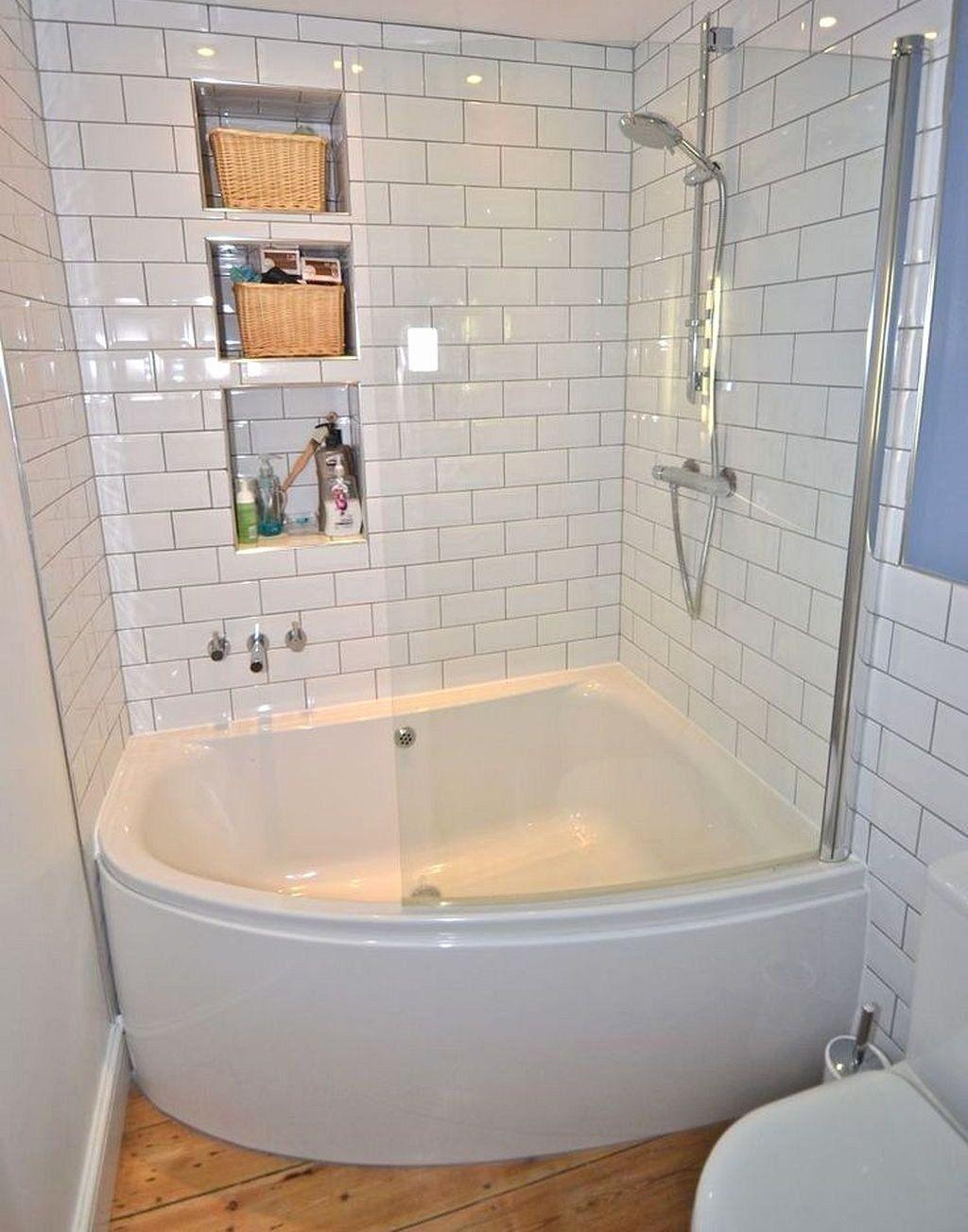 Small Bathroom With Tub Ideas Luxury 39 Magnificient Small Bathroom Tub Shower Remodeling Ideas Bathroom Tub Shower Bathtub Remodel Shower Remodel