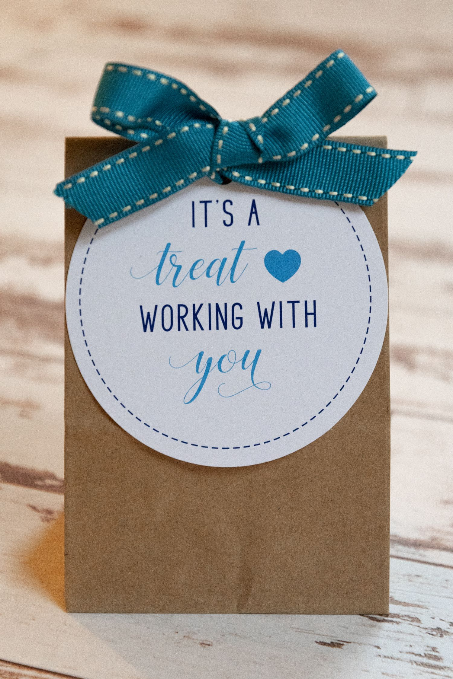 Free Printable Coworker Thank You Gift Tags