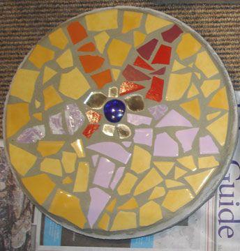 Kids' Mosaic - inspiration for mosaic designs