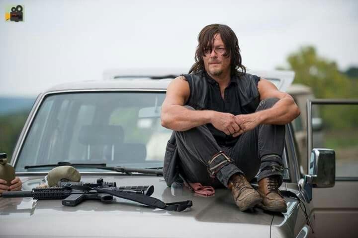 Daryl Season 6