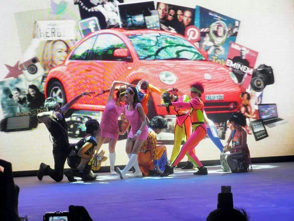 Beetle's back in Manila ...