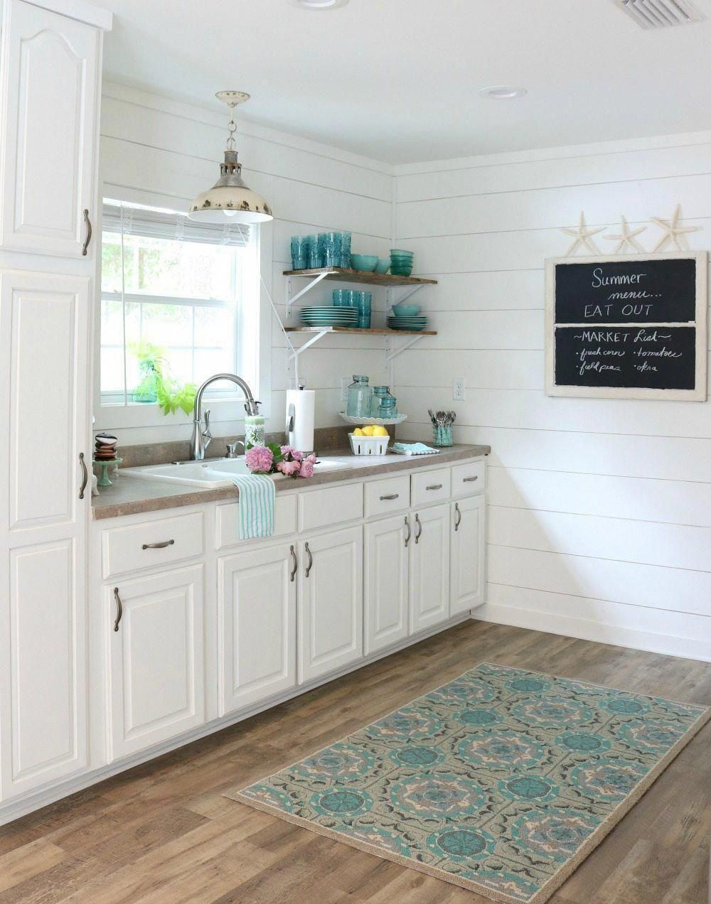 Cool antique kitchen in 2020 Farmhouse style