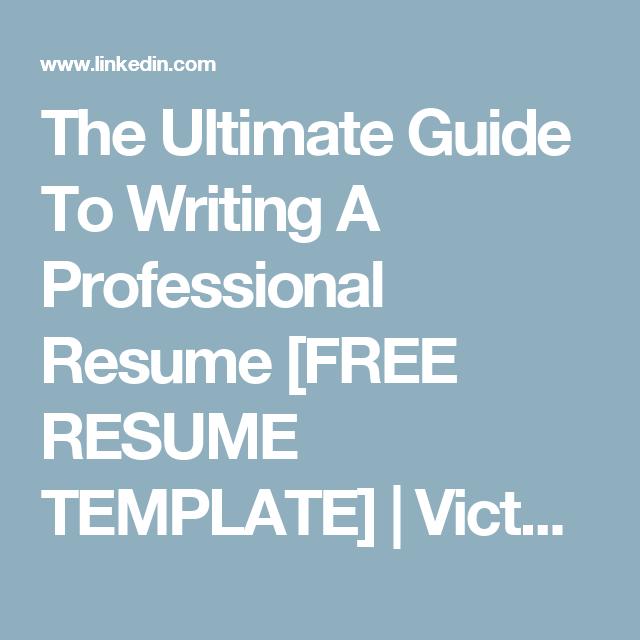 Victoria Resume Writers - SkyHigh Resumes