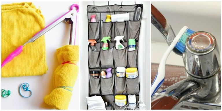 Consider your biggest clutter problems solved