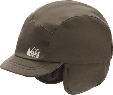 6266559309a REI Co-op Insulated Waterproof Hat Rockwall S M