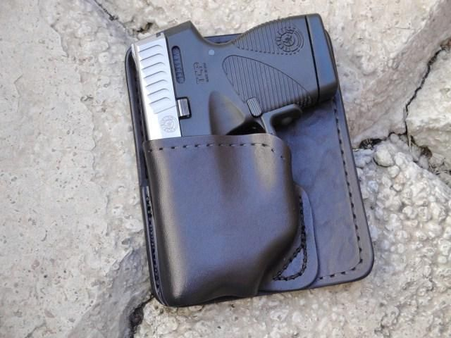 Uncle George's Wallet Holster Taurus TCP | Guns | Hand guns