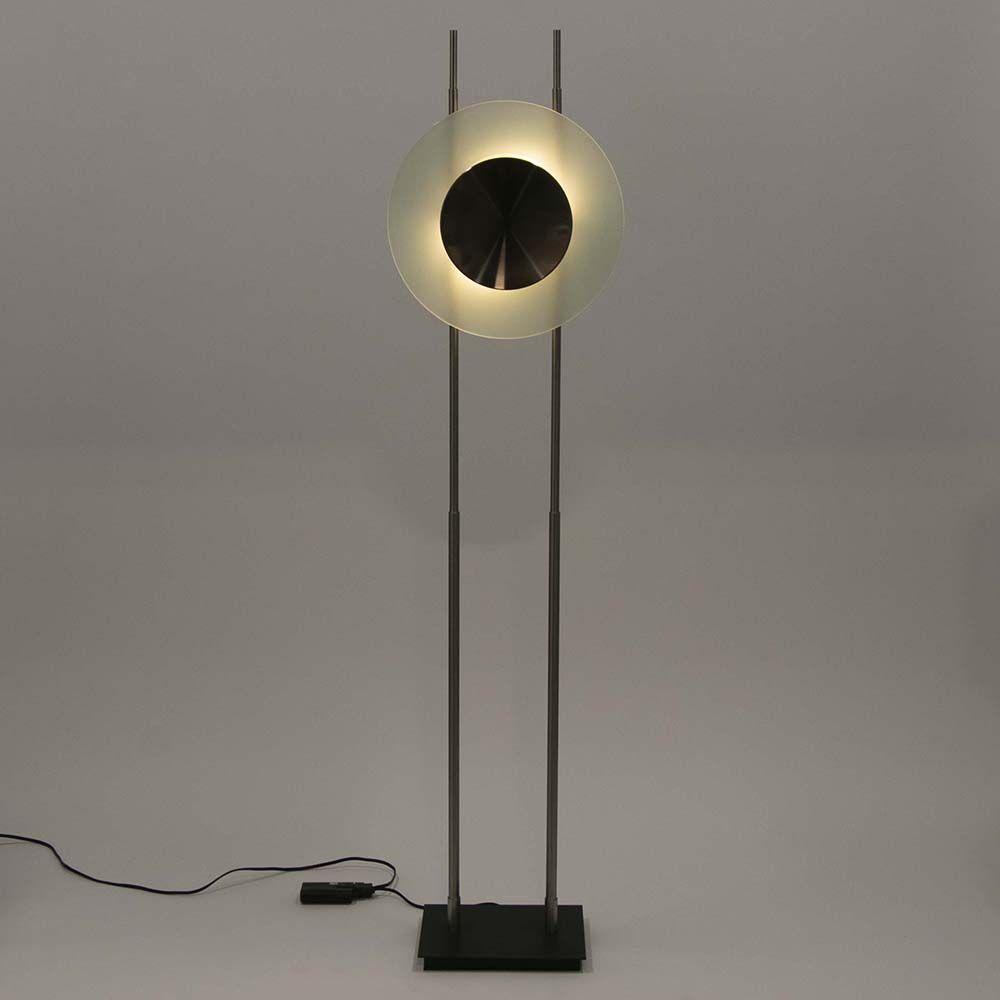 Tall Floor Lamp Is Exceedingly Modern