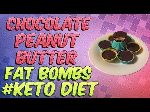 Photo of Bombes au beurre d'arachide et au chocolat – régime faible en glucides et en gras