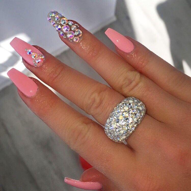 Nails, Gel Nails, Pretty Nails